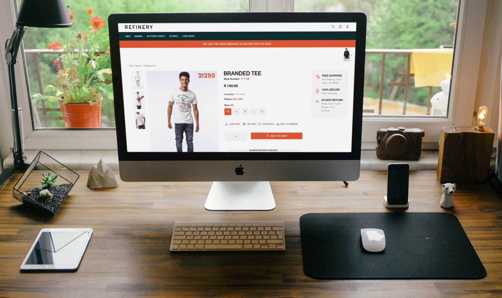 Refinery - Shopify Website Build, ERP & Warehouse