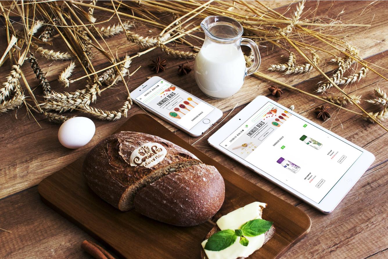 Energize Health – Shopify Responsive build